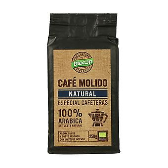 100% Arabica Ground Coffee 250 g