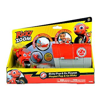 Ricky Zoom Ricky Pop & Go Playset