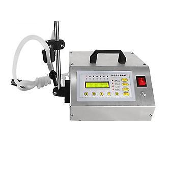 Digital Control Pump Liquid Filling Machine, Lcd Display, Mini Electric, Water,