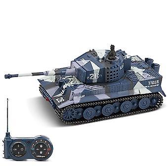 Tysk Tiger Mini fjernbetjening tank bil opladning fjernbetjening bil legetøj