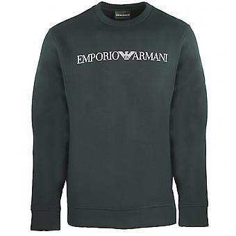 Emporio Armani EA Logo Musta Pusero