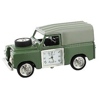 Widdop & Co. Miniatyrklocka - Land Rover