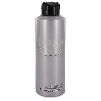 I Am King All Over Body Spray By Sean John 6 oz All Over Body Spray