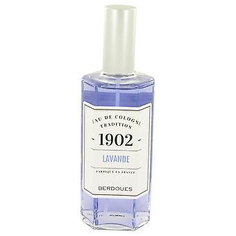 1902 Lavender Eau De Cologne Spray By Berdoues 4.2 oz Eau De Cologne Spray