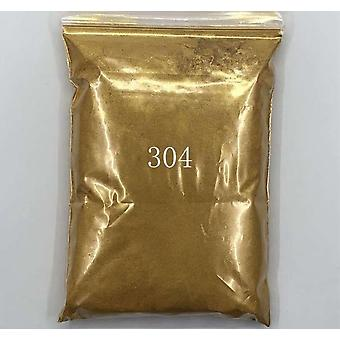 50 Grams/lot Gold Powder Pigment For Diy Nail Decoration, Gold Coating Powder