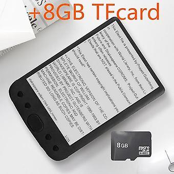 "11.11 Sale 6""e-ink screen bk6025 e-book reader  electronic reader  800x600 resolution display 300dpi"
