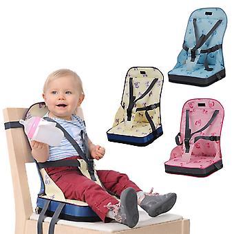 Cadeira portátil de jantar bebê Bib Múmia Saco