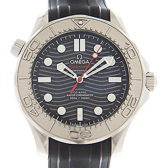 "Omega Seamaster ""Nekton Edition"" Automatic Black Dial Men's Watch 210.32.42.20.01.002"