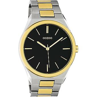 Oozoo - Men's Watch - C10522 - Silver Gold