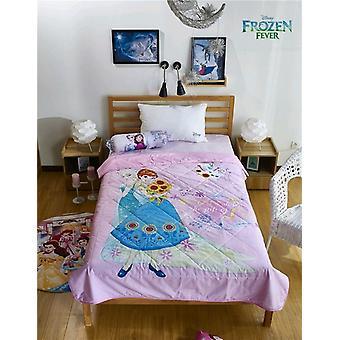 Disney mrożone 2 Elsa Anna Księżniczka Baby Summer Kołdra