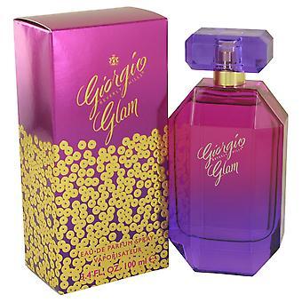 Giorgio Glam-tekijä Giorgio Beverly Hills Eau De Parfum Spray 3,4 oz