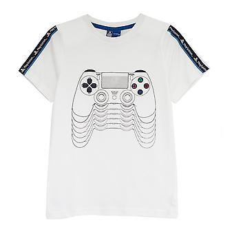 Playstation Boys Controller T-Shirt