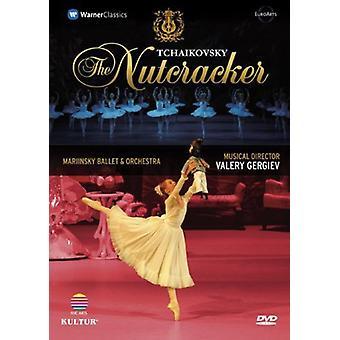 P.I. Tchaikovsky - Nutcracker-Mariinsky Ballet [DVD] USA import