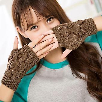 Women Gloves, Warmer Winter Gloves, Fingerless Gloves