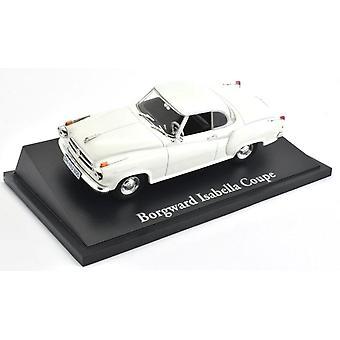 Borgward Isabella Coupé Diecast modell bil