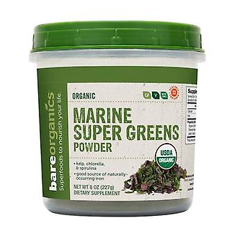 Csupasz Organics Marine Super Zöldek Blend, 8 Oz
