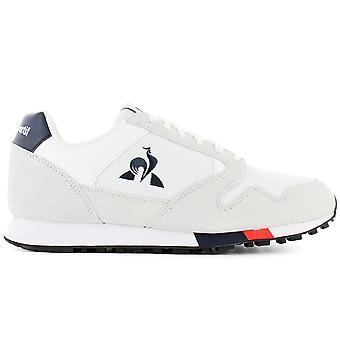 Le Coq Sportif Manta - Men's Shoes White 2110034 Sneakers Sports Shoes