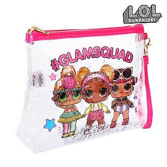 Child Toilet Bag LOL Surprise! Pink