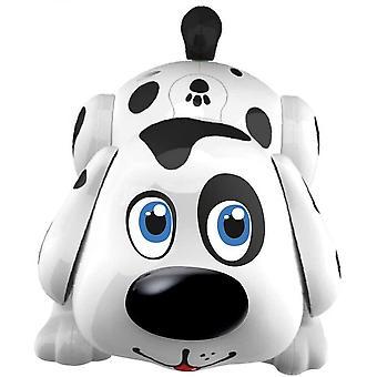 Roboterhund Harry. Der süße Dalmatiner Welpe reagiert auf Berührungen & bewegt Sich, bellt und