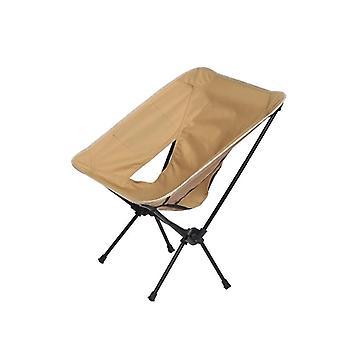 قسط البيج في الهواء الطلق التخييم للطي الكراسي