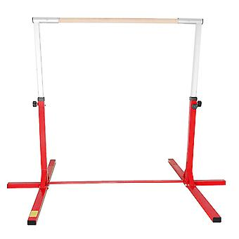 Barre d'entraînement pour enfants Gymnastique Réglable en hauteur 90-150CM