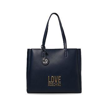 Love Moschino - Tassen - Shopper - JC4100PP1DLJ0-70A - Dames - marine
