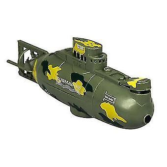 RC Лодка 6CH высокоскоростной двигатель дистанционного управления Моделирование подводной лодки