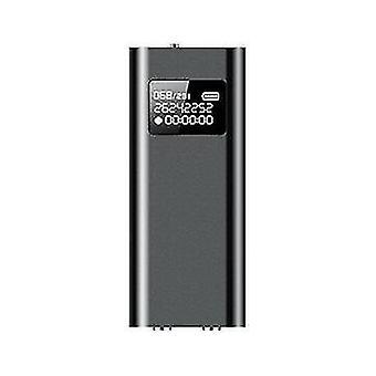8 GB/16 GB stemmeaktiveret digital stemmeaktiveret optager