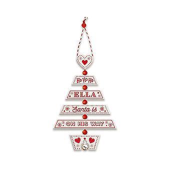 التاريخ وهيرالدري عيد الميلاد شجرة الديكور - إيلا 269800260 اليد الخشبية وضعت