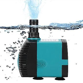 Pool  fountain pond pumps water pump aqua machine water aspirator diving pump for fish tank