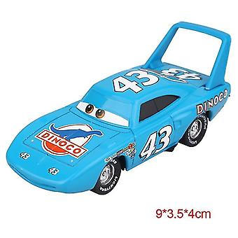 Disney pixar cars 2 3 lightning mcqueen toys(The King)