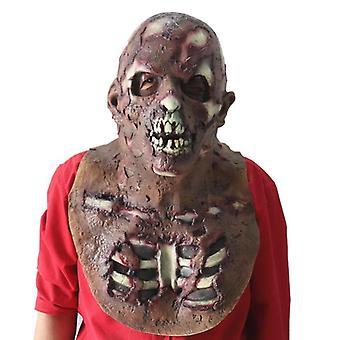 Halloween pelottava naamio, zombi naamio ei voi toimittaa ennen Halloweenia