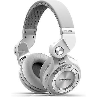Belita Amy Chronus T2s Casque stéréo sans fil Bluetooth 5.0, fonction filaire / rotatif / nuage / contrôle vocal, pilote 57mm Heavy Bass Over Ear Bluetooth