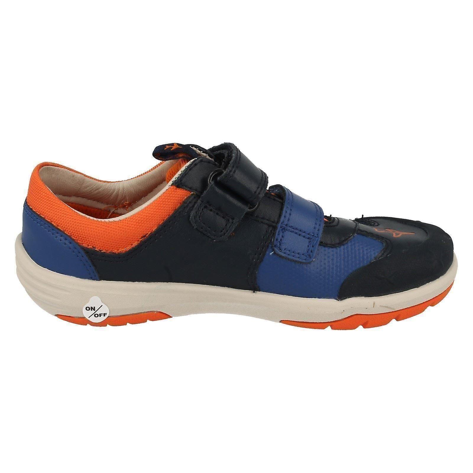 Garçons Clarks Casual Shoes Jetsky Buzz