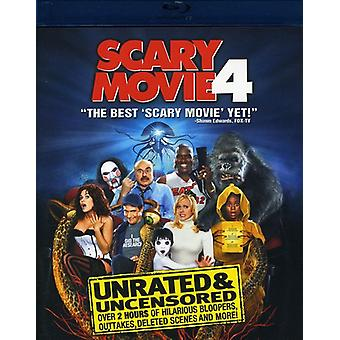 Scary Movie 4 [BLU-RAY] USA importar