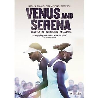 Venus e Serena [DVD] EUA importar