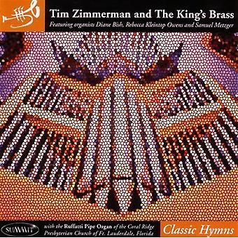 Kungens mässing - klassiska psalmer [CD] USA import