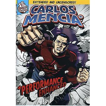 Carlos Mencia - Performance Enhanced [DVD] USA import