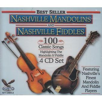 Violines y mandolinas de Nashville - importación de Estados Unidos Nashville mandolinas y violines [CD]