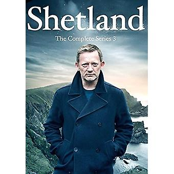 Shetland: Season Three [DVD] USA import