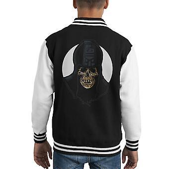 Beyond Veil General Ursus Planet Of The Apes Kid's Varsity Jacket