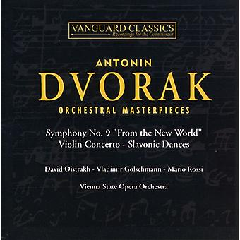 A. Dvorak - Dvorak: Orchestral Masterpieces [CD] USA import