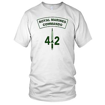 Royal Marines 42 Commando Dagger dzieci T Shirt