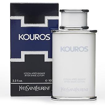 Yves Saint Laurent Kouros para después del afeitado Splash 100ml