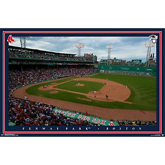Boston Red Sox - Fenway Park 2015 Plakat Poster Print