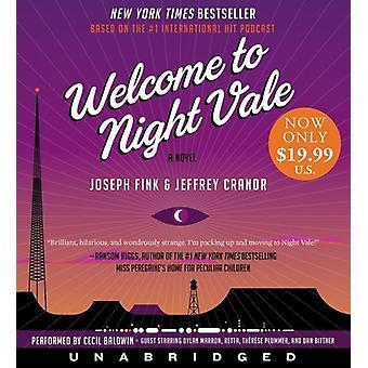 Fink * Joseph / Cranor * Jeffrey / Baldwin * Cecil - Willkommen bei Nacht Vale Unab [CD] USA Import