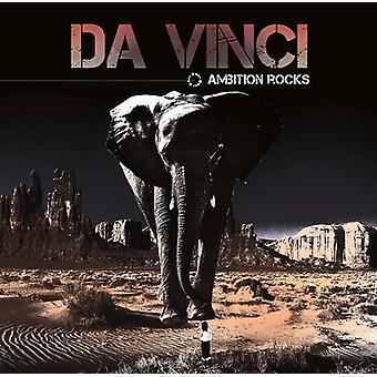 ダ ・ ヴィンチ - 野望岩 [CD] USA 輸入