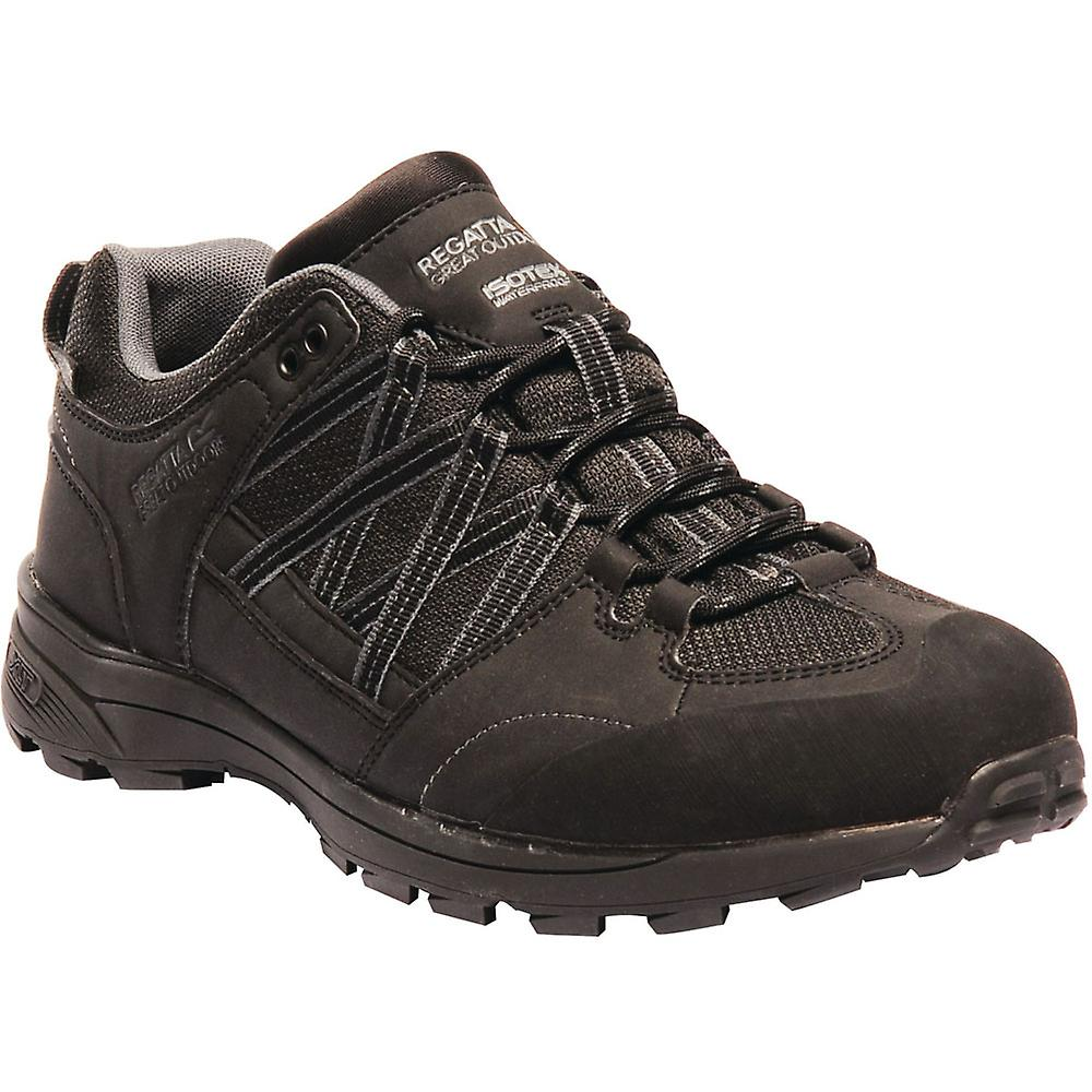 Regatta Samaris II Low Mens Waterproof Walking Shoes