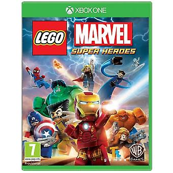 LEGO Marvel Super Heroes (Xbox One) - Nouveau