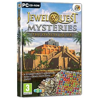 Jewel Quest Mysteries The Oracle of Ur (PC DVD) - New